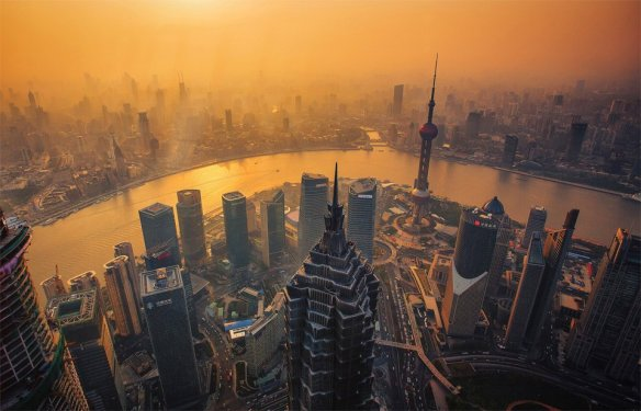 shanghai-cityscape-at-sunset-photography-by-sandro-bisaro