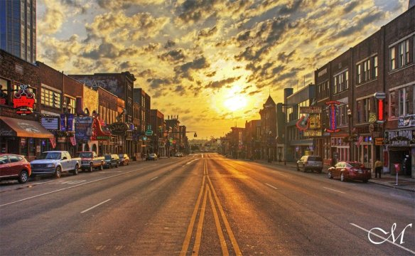 sunrise-over-nashville-photography-by-christopher-m