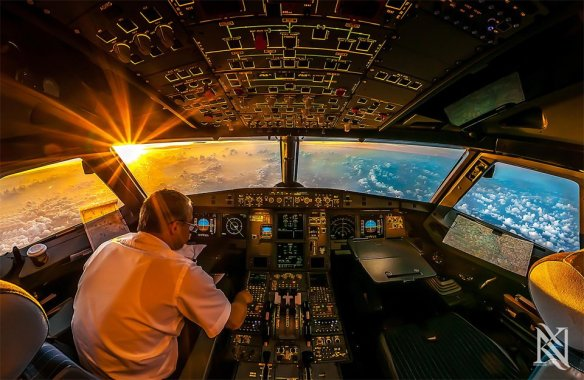 sunrise-in-airplane-cockpit-photography-by-karim-nafatni