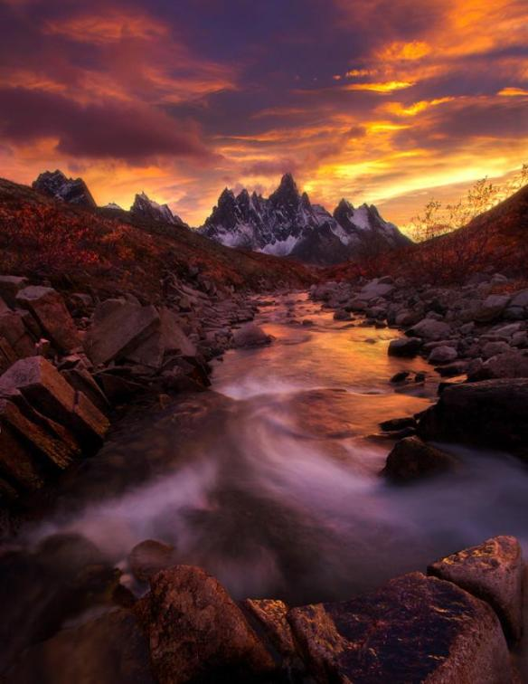 sunset-over-the-ogilvie-mountains-in-canadas-yukon-territory-photography-by-marc-adamus