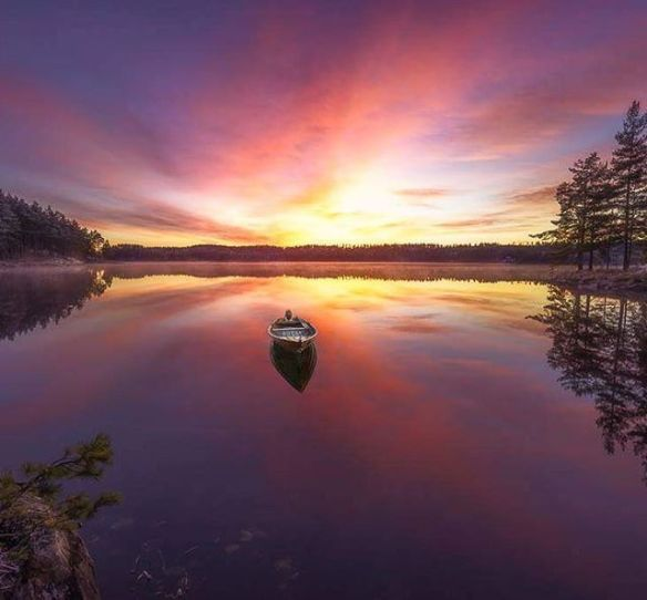 a-peaceful-evening-from-ringerike-norway-photography-by-ole-henrik-skjelstad