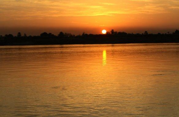 Sunrise on the Nile, Egypt | Photography by ©Dietmar Temps.jpg
