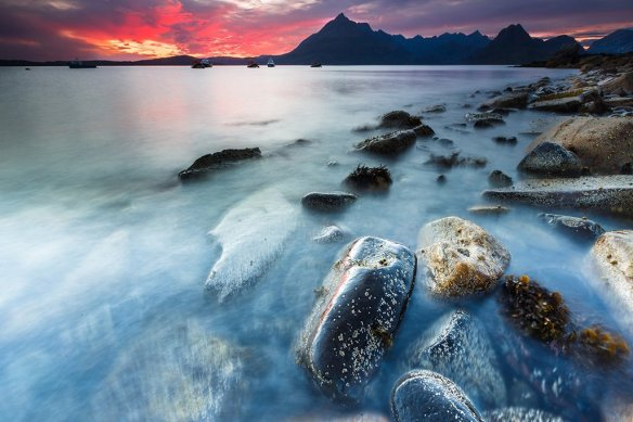 Sunset in Elgol on Isle of Skye | Photography by ©@Loic80l.jpg