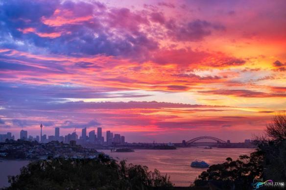 fire-in-the-sky-above-sydney-australia-photography-by-luke-zeme