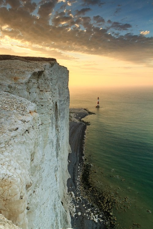 Beachy Head, England | Photography by ©Sven Broeckx
